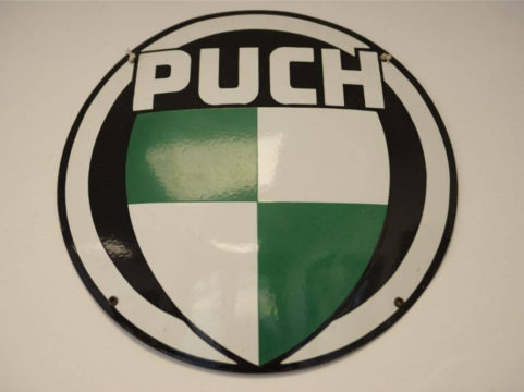 Puch Sign