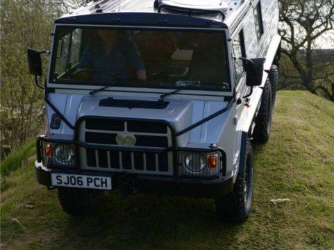 Pinzgauer 718K Front