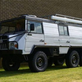 Pinzgauer 718K left side