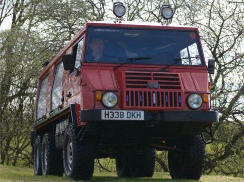 Pinzgauer 718MK Front