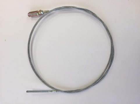 Clutch Cable Haflinger