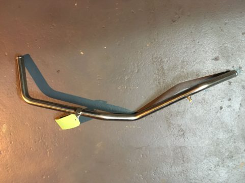Pinzgauer Coolant Pipe