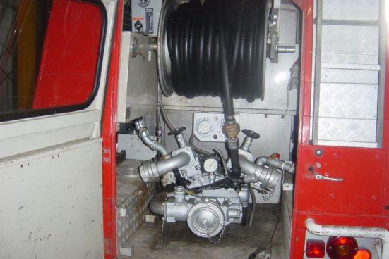 Puch Pinzgauer 712 Fire1
