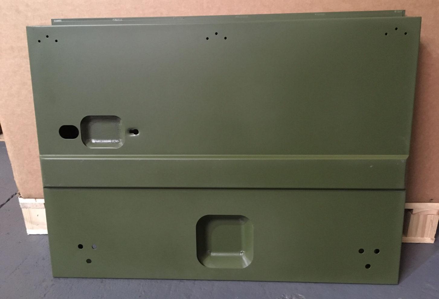 rear doors pinzgauer