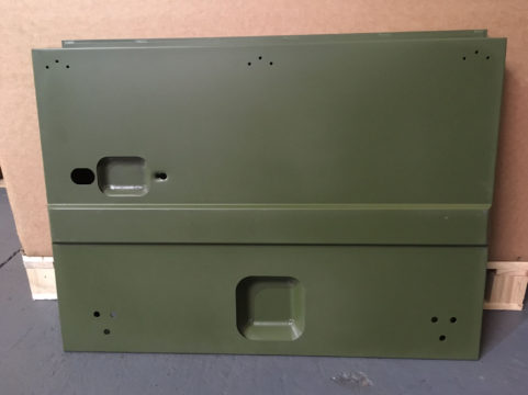 rear doors pinzgauer